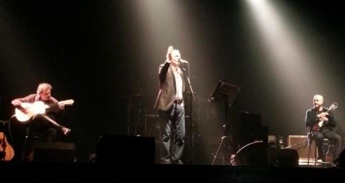 vecchioni in concerto a Genova